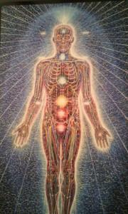 Psychic Energy System霊的エネルギー