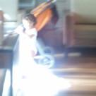わぁ綺麗な光・・それはプラーナ・・エンジェル・・