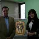 Embassy of Egypt Tourism office-Dr Samy Mahmoud.