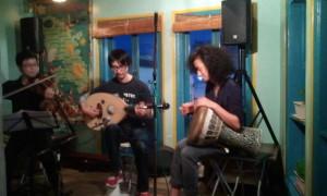 素敵なトルコ音楽をありがとう!素晴らしかったです♪