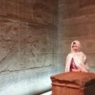 Temple of Isis-Sanctuary イシス神殿の至聖所