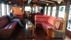 Orchid  Sheraton Hotel ,beatuiful boat.
