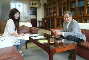 兵庫県歯科医師会会長との面談~ありがとうございました~