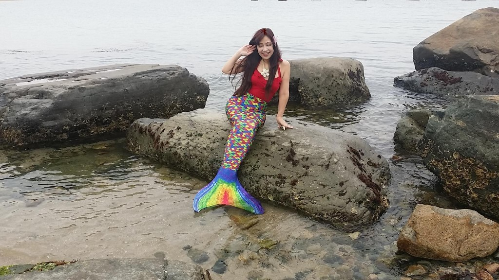 I am sure a Mermaid