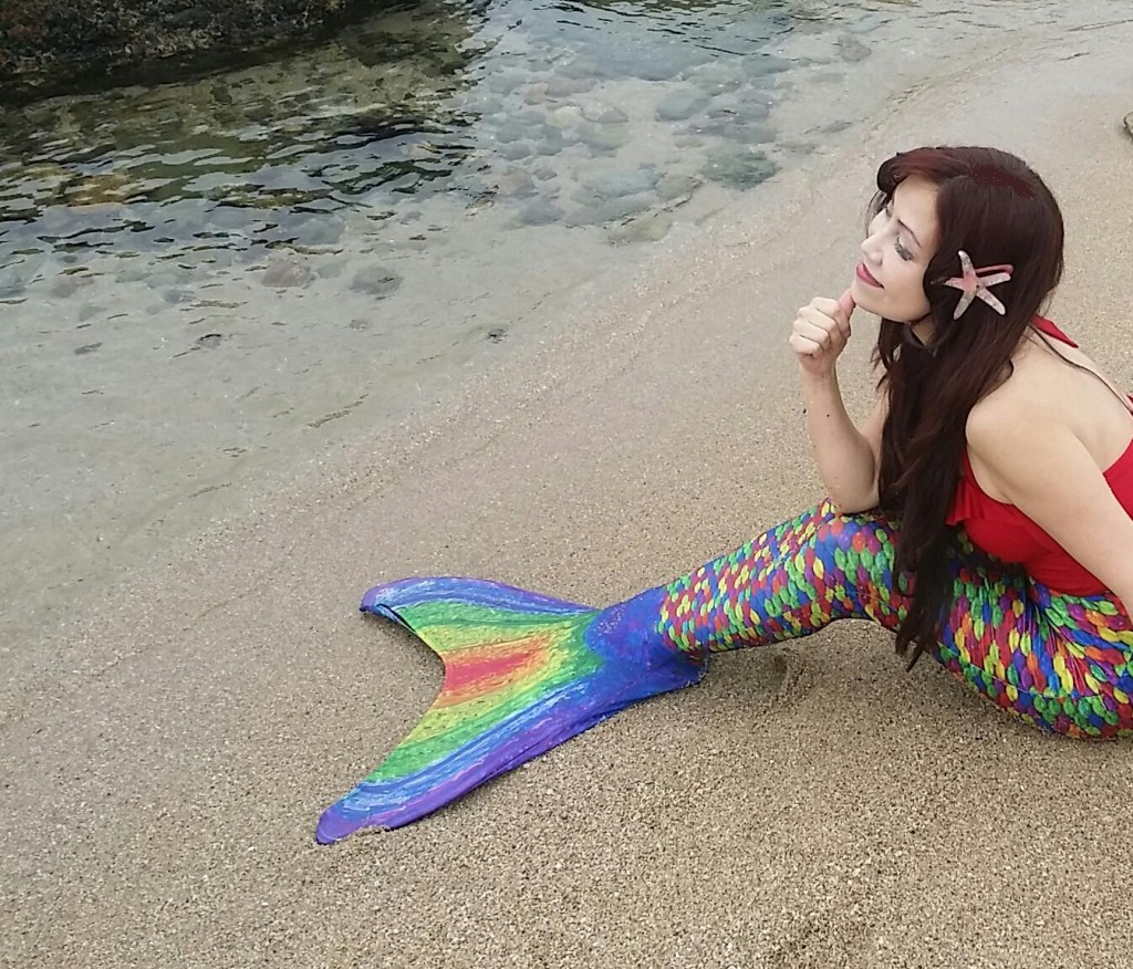 I am sure a merpeople
