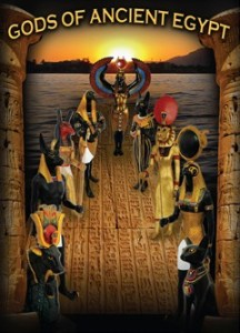 Gods of ancient Egypt (4)