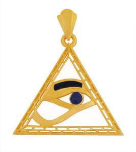 ウジャドピラミッドアイ