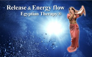 Energy flow up ~Egyptian therapy~