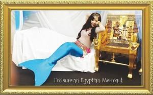 Egyptian Mermaid