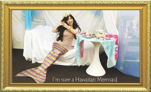 Hawaiian Mermaid