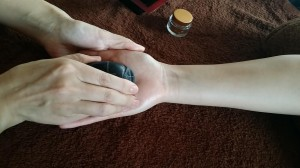 Egyptian Hand Healing Therapy